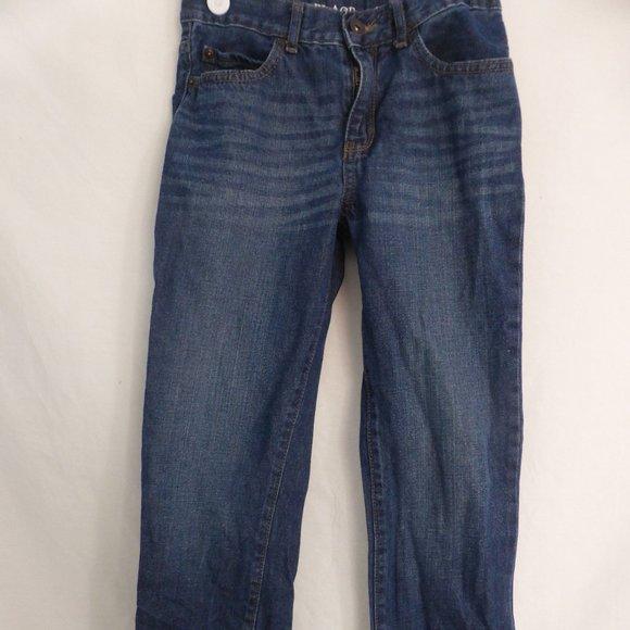 CHILDREN'S PLACE, size 10, straight leg, jeans